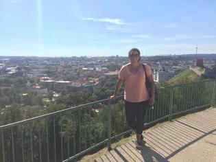 Overlooking Vilnius